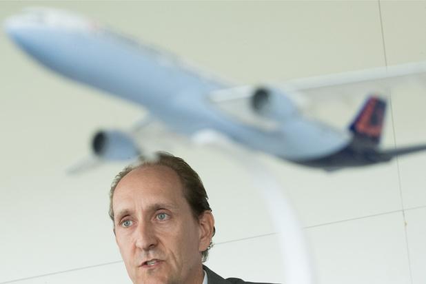 Le Belge Dieter Vranckx en pole position pour devenir le nouveau CEO de Brussels Airlines