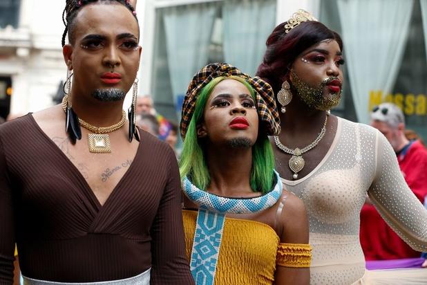 Plus de 100.000 personnes participent à la Pride Parade