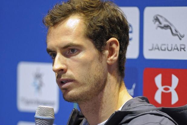 Andy Murray forfait pour l'Open d'Australie