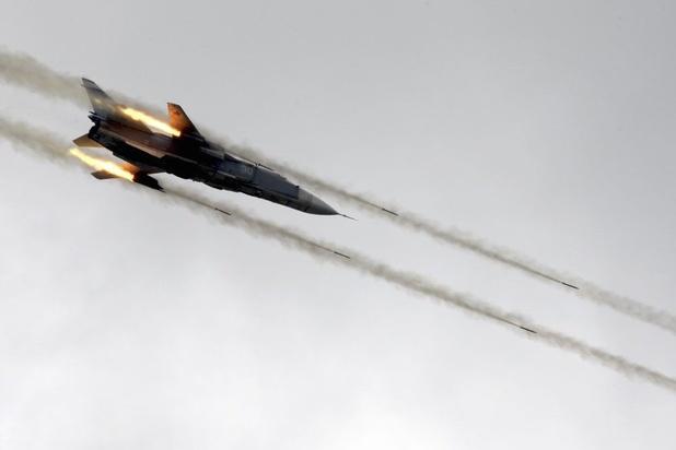 Syrië sluit deel luchtruim na neerhalen twee gevechtsvliegtuigen