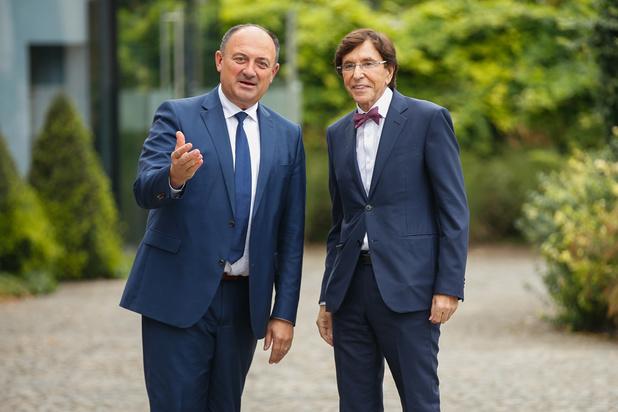 """Wallonie : """"Nos mesures reposent sur un budget réfléchi et adéquat"""", assure Elio Di Rupo"""