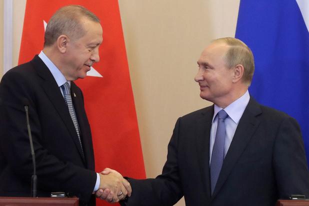 'Europa, vazal van Turkije'