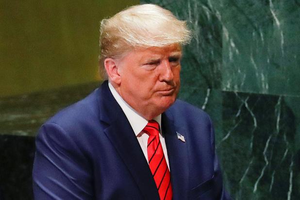 Rechter verplicht Trump om belastingaangiftes vrij te geven na beschuldigingen over zwijggeld