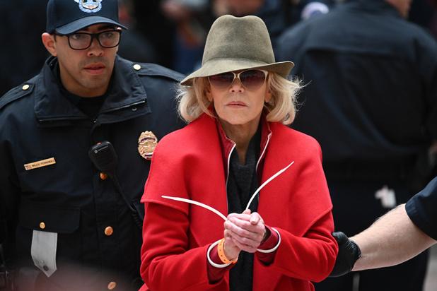 Jane Fonda (81 ans), une mamy qui fait de la résistance