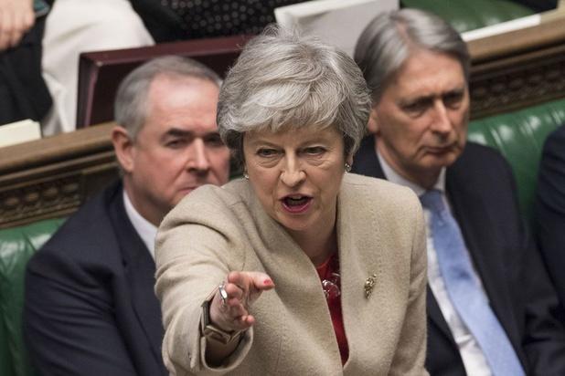 Theresa May envisage de soumettre une quatrième fois l'accord de Brexit