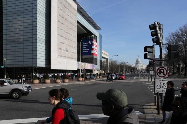 In tijden van 'Fake News' sluit het Newseum in Washington de deuren
