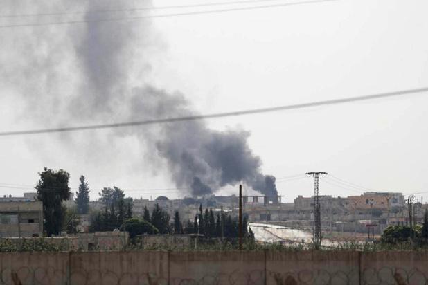 Syrie: résistance des Kurdes face à l'offensive turque, sept civils tués