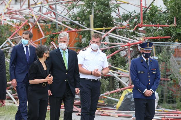 Vijf vermisten dood teruggevonden onder puin ingestorte school in Antwerpen