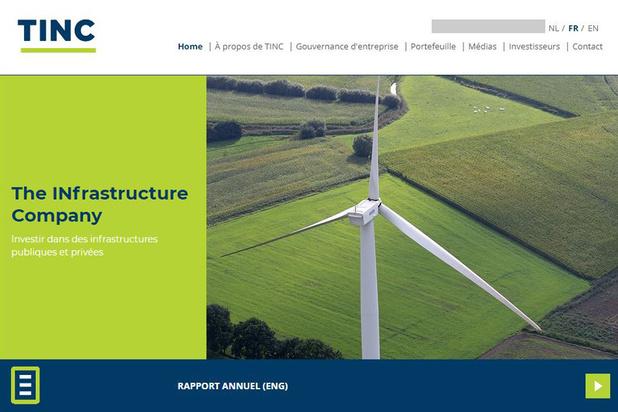 Infrastructures: Tinc a investi plus de 26 millions EUR au premier semestre