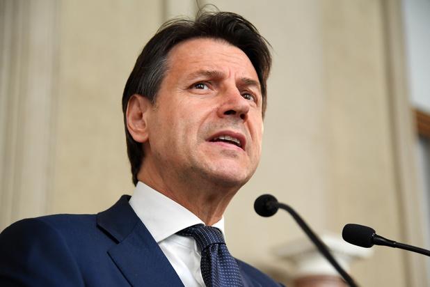 Italie: rencontres en vue de former un nouveau gouvernement
