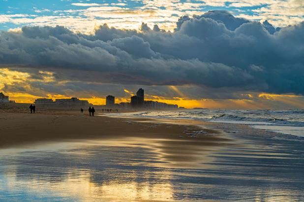 Le réchauffement climatique est déjà perceptible sur la côte belge