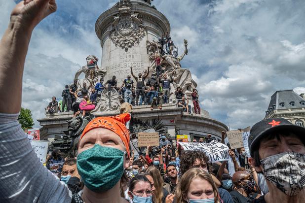 Nouvelles manifestations mondiales contre les violences policières