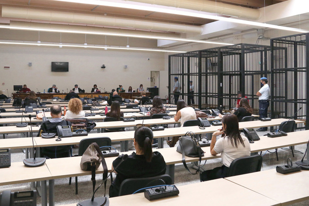 "La ""guerre"" d'un procureur anti-mafia au procès de la 'Ndrangheta"