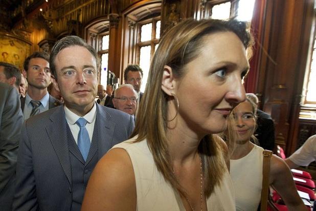 De Wever avait demandé à l'Open Vld et au CD&V de le rejoindre dans un gouvernement avec le Vlaams Belang