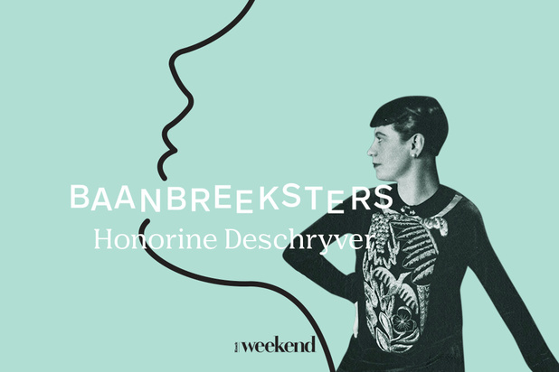Zomerpodcast Baanbreeksters: luister naar het levensverhaal van couturière Honorine Deschryver