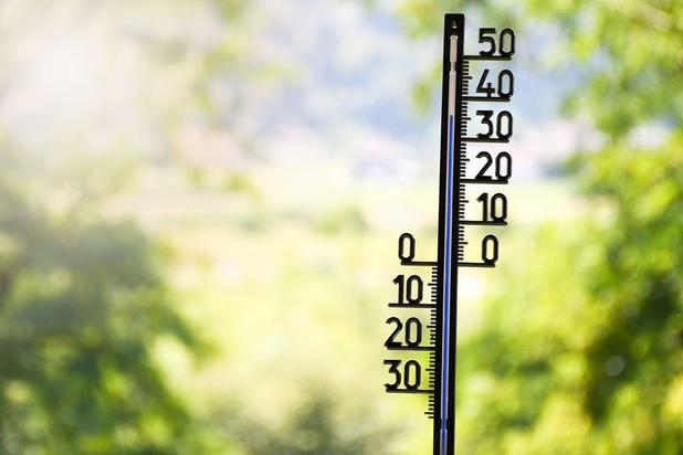 Einde van de hitte nog niet in zicht: tot en met woensdag temperaturen boven 35 graden