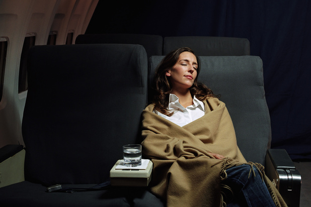 Une passagère d'Air Canada s'endort et se réveille abandonnée dans l'avion, dans le noir total