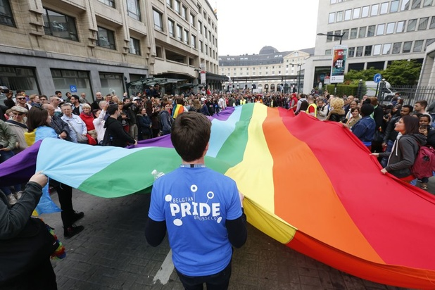 Belgian Pride Parade 2019: plus de 100.000 personnes attendues dans Bruxelles