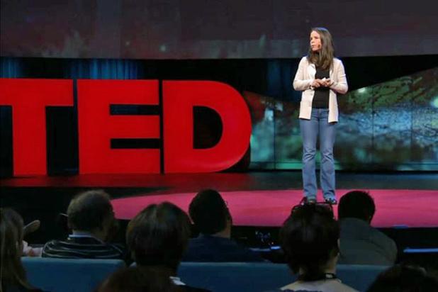 TED-talks zijn vrouwelijker geworden