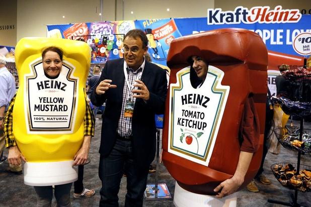 Les nuages noirs s'éloignent de Kraft Heinz