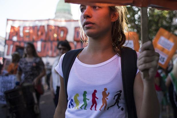 Le combat de longue haleine du mouvement féministe argentin