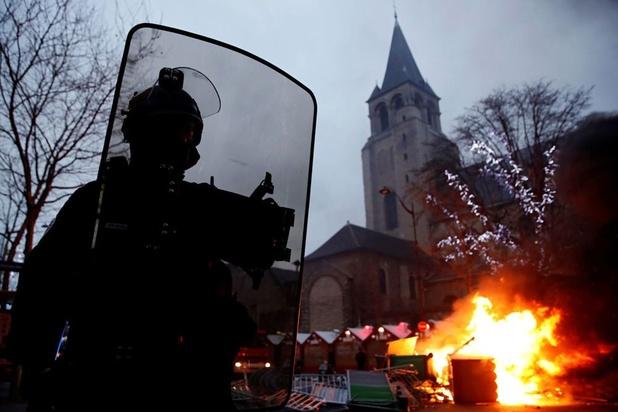 Meer dan 200 onderzoeken naar Frans politiegeweld tijdens demonstraties gele hesjes