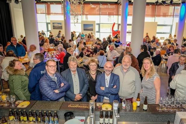 Nieuwe inwoners Middelkerke verwelkomd door gemeentebestuur
