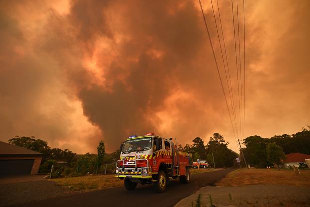 Australie: un lien entre ces incendies et le changement climatique