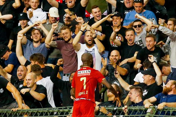 Antwerp vervolgd voor wangedrag tegen AZ