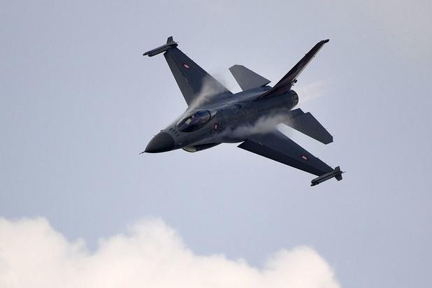 Des F-16 belges peut-être de retour au Moyen-Orient en 2020