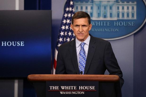 VS: Justitie stopt vervolging Trump-medewerker Michael Flynn