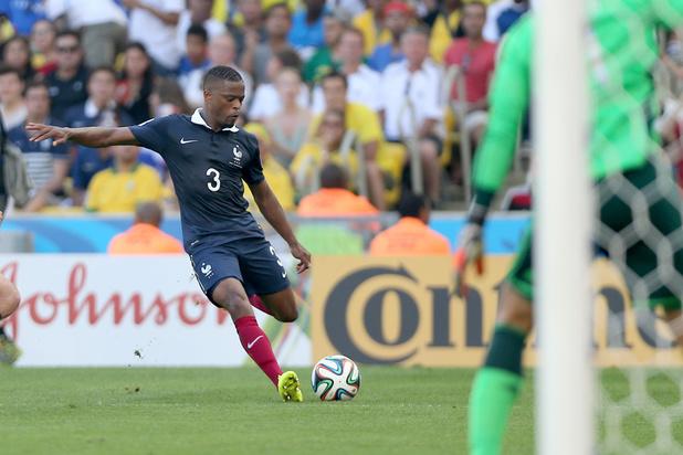 Patrice Evra (38) stopt met voetballen
