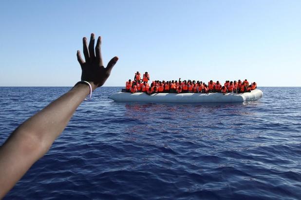 L'UE a contribué au sauvetage de 730.000 migrants en Méditerranée depuis 2015