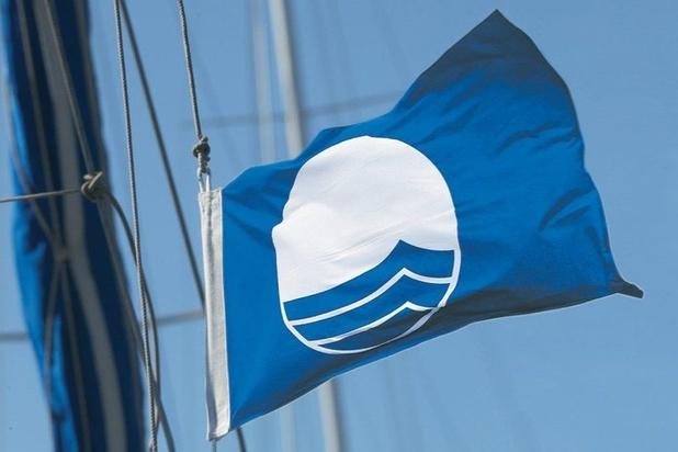 Twintig zwemvijvers en jachthavens krijgen een blauwe vlag