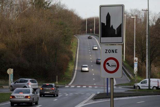 La zone basse émission bruxelloise bientôt invalidée par le Conseil d'Etat?