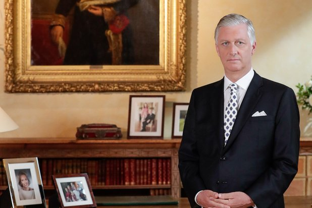 Koning begrijpt 'beperkingen' politieke leiders, maar uitdagingen vergen snelle aanpak
