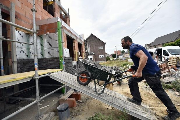 Bouw van ruim 27.000 woningen vergund in eerste jaarhelft