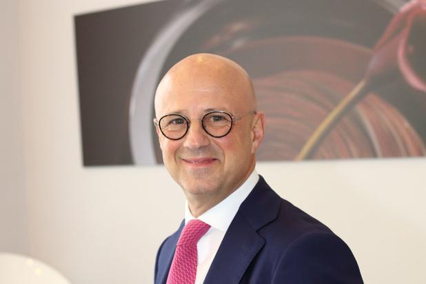 Pascal Juéry wordt CEO van Agfa-Gevaert: 'Agfa heeft de juiste dingen gedaan'