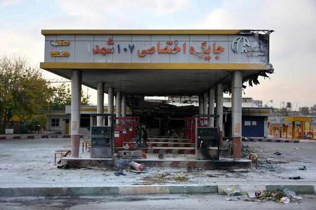 """Hausse du prix de l'essence: encore """"quelques"""" émeutes en Iran"""