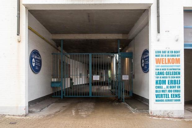 Nieuwe expohal komt op domein Sint-Andreasinstituut, dat nieuwe school bouwt op KTA-site