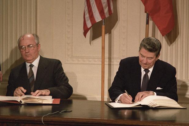 Traité INF : un accord historique en 1987 de réduction des arsenaux nucléaires