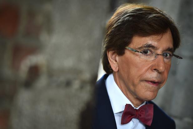 Elio Di Rupo met les cadres socialistes à la diète