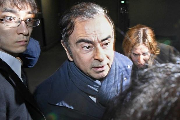 Nissan houdt buitengewone aandeelhoudersvergadering om Ghosn uit bestuur te zetten