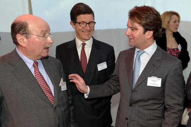 Le petit-fils d'Albert Frère ne sera plus régent à la Banque Nationale