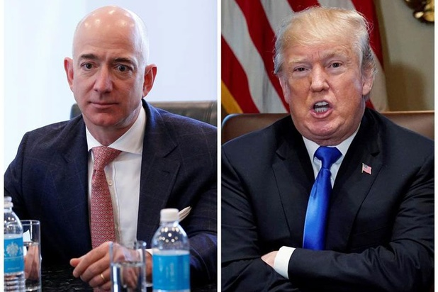 Amazon se tourne vers la Justice pour décrocher encore le contrat JEDI