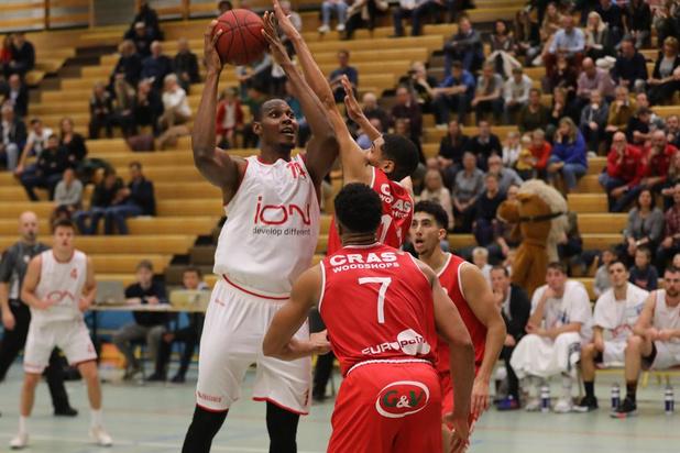 ION Basket Waregem probleemloos voorbij Royal IV Brussel