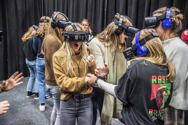 61 meldingen van spoorlopen in West-Vlaanderen, leerlingen ontdekken virtueel de gevaren
