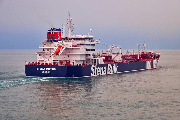 L'Iran sourd aux appels à libérer un tanker battant pavillon britannique