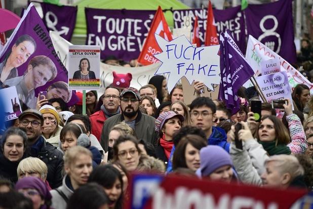 La grève comme outil d'émancipation des femmes