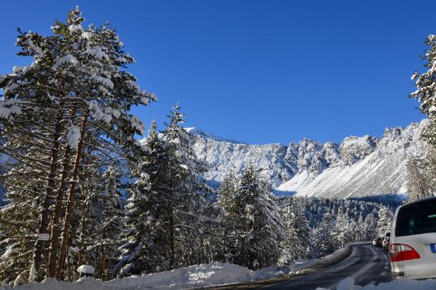 Tirol breidt rijverbod in het skiseizoen uit